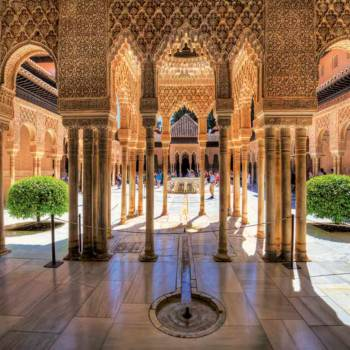 Visita de la Alhambra y Generalife incluidos Palacios Nazaríes